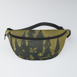 Castle Of The Sun King Fanny Pack