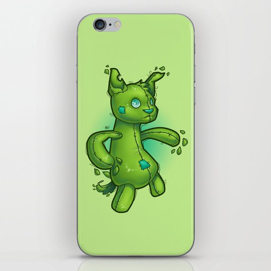 toydog iPhone & iPod Skin