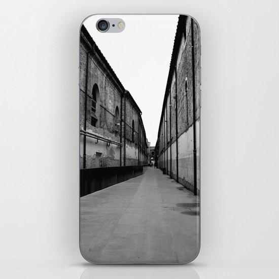 SWAMP VENICE III iPhone & iPod Skin