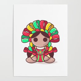 Mexican doll Poster