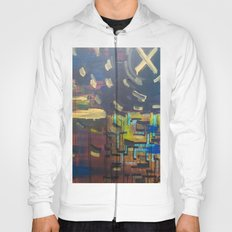 Landscape/Towers Hoody
