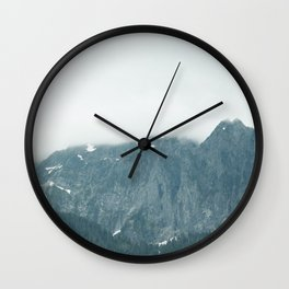 Soon I will see from the top of you Wall Clock
