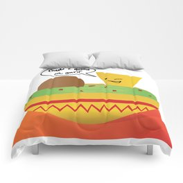 Guac Party Comforters