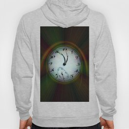 Magic of colors - Time is running out Hoody