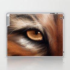 eye of the tiger Laptop & iPad Skin