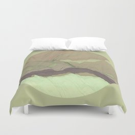 TOPOGRAPHY 003 Duvet Cover