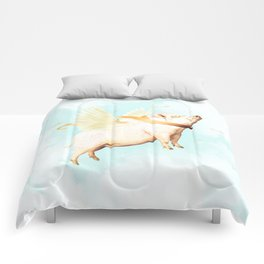 The Red Bacon Comforters