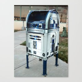 May The Post Be With You Canvas Print