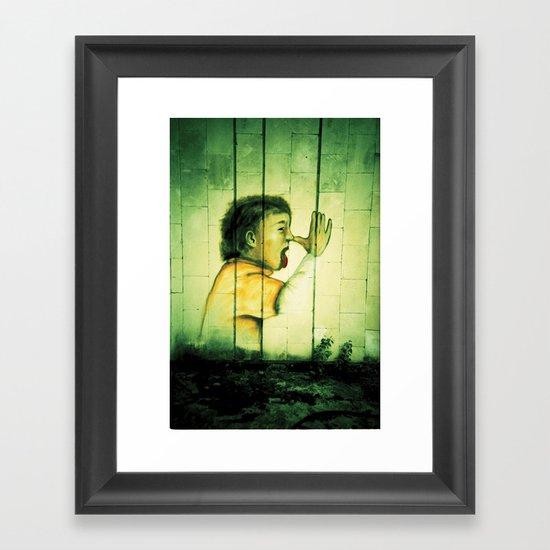 Chernobyl 01 Framed Art Print