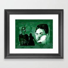 FRIDAmorphosis Framed Art Print