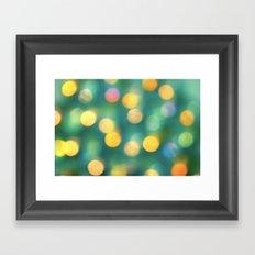 Circles 4755 Framed Art Print