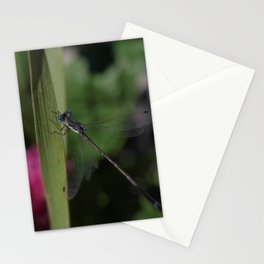 Odonata Takin' a Break Stationery Cards