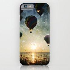 Lighting the night iPhone 6 Slim Case