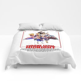 The Office - Threat Level Midnight Comforters