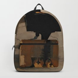 Grand Piano Artwork Backpack