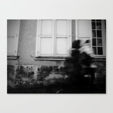 I follow you in the street, sometimes. 2 Canvas Print