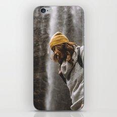 Low Falls iPhone & iPod Skin