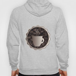 Roasted Coffee Cup Sign Hoody