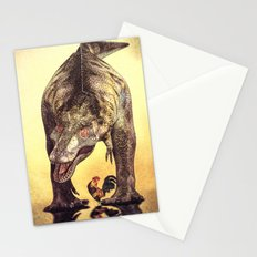 Discussion of Evolution Stationery Cards
