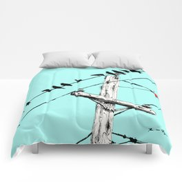 Brooke Figer - Assimilate Comforters