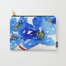 flower VIII Carry-All Pouch