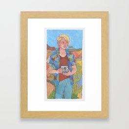 Ken Framed Art Print