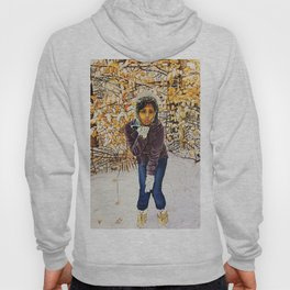 winter kiss Hoody