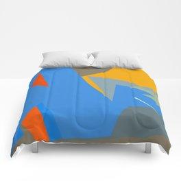 Deep in the wordly ocean Comforters
