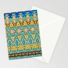 Mix&Match Byzantine Mosaic 02 Stationery Cards