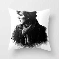 SH Throw Pillow