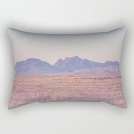 Westward II Rectangular Pillow