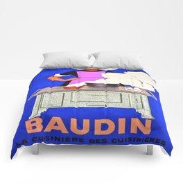 Vintage poster - Baudin Comforters