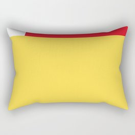 Mid Century Modern Vintage 25 Rectangular Pillow