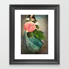 The Favorite Flower Framed Art Print