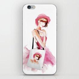 Julya 2 iPhone Skin
