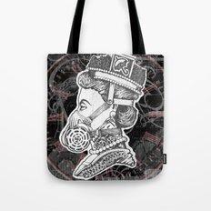 Umbrella Queen Tote Bag