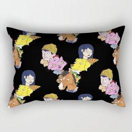 Bojack & Co Rectangular Pillow