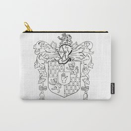 Swormanship Coat of Arms Carry-All Pouch