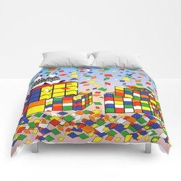 Rubix Panda Comforters