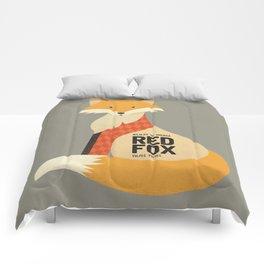 Hello Red Fox Comforters