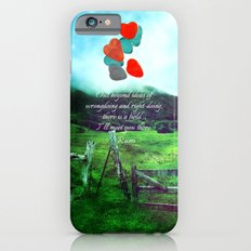 there is a field... I'll meet you there. {VER. II} iPhone 6s Slim Case