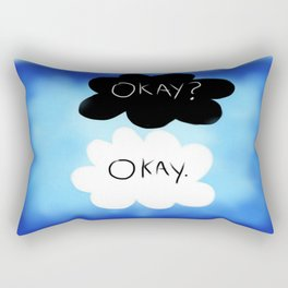 Okay? Okay. Rectangular Pillow