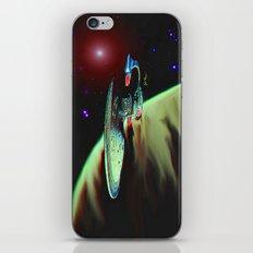 Enterprise NCC 1701D iPhone & iPod Skin