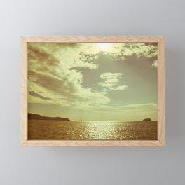 Santorini, Greece 6 Framed Mini Art Print
