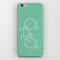 Treebike iPhone & iPod Skin