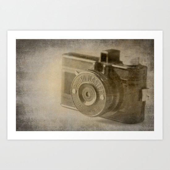 Photo Master Art Print