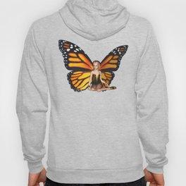 Cave Dweller Butterfly Fairy Hoody