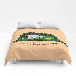 Elefante y Boa Comforters