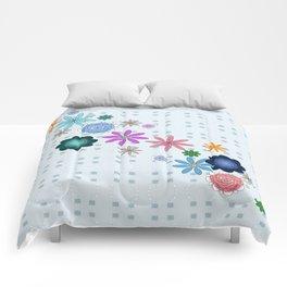 Floral System Comforters
