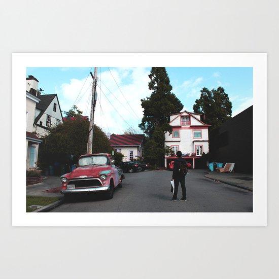 Berkeley Art Print